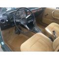 BMW 2500 Innenraum vorne