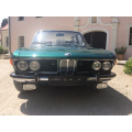 BMW 2500 vorne