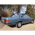 Mercedes280SEhintenrechts