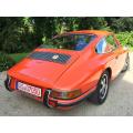 Porsche 912 hinten